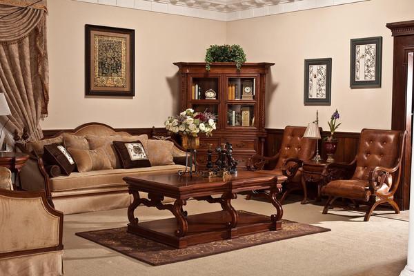 美式实木家具和欧式实木家具的区别